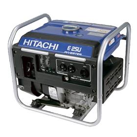 日立 E25U 発電機