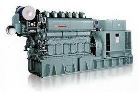船舶用 発電機