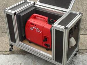 発電機 防音ボックス 買取