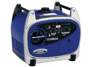 YAMAHA ヤマハ インバーター発電機 EF2000iS 買取