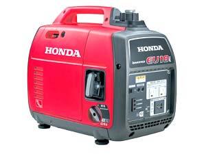 ホンダEU18i 超低騒音 ポータブル発電機 買取